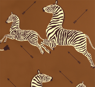 ZEBRAS - SAFARI BROWN-0