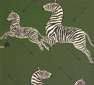 ZEBRAS - SERENGETI GREEN-0