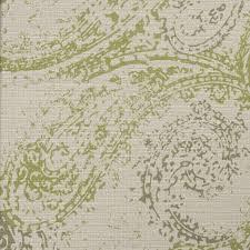 SAMARCANDE DESIGN BEIGE/GREEN-0