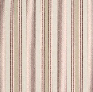 WIMBORNE STRIPE - RUBY -0