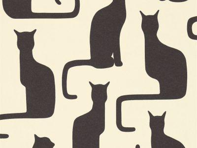 OMEGA CATS - IVORY/BLACK-0