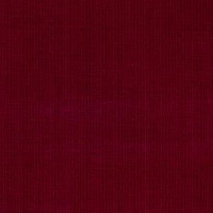 ANTIQUE STRIE VELVET - RED-0