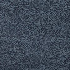 AFRICANA - BLUE ON NAVY MANILA HEMP-0